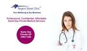 Private GP Services Nottingham