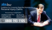 How can you claim your personal injury in UK?